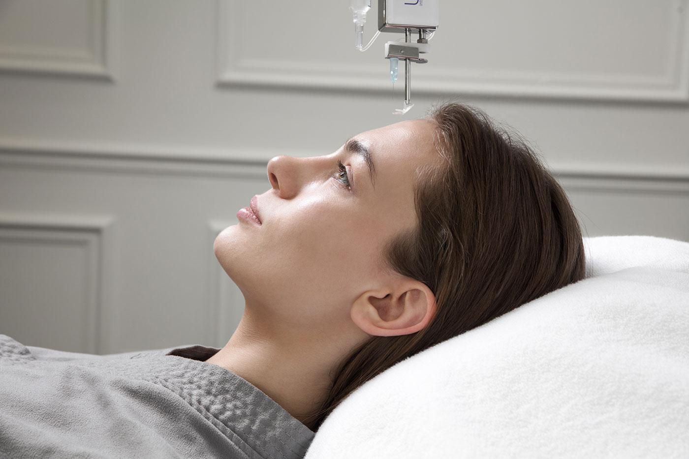 Oxygénation de la peau