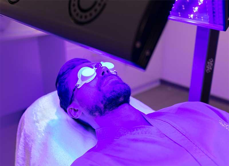 phototherapie led