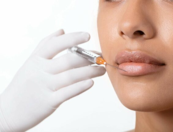 le botox, le collagène et l'acide hyaluronique