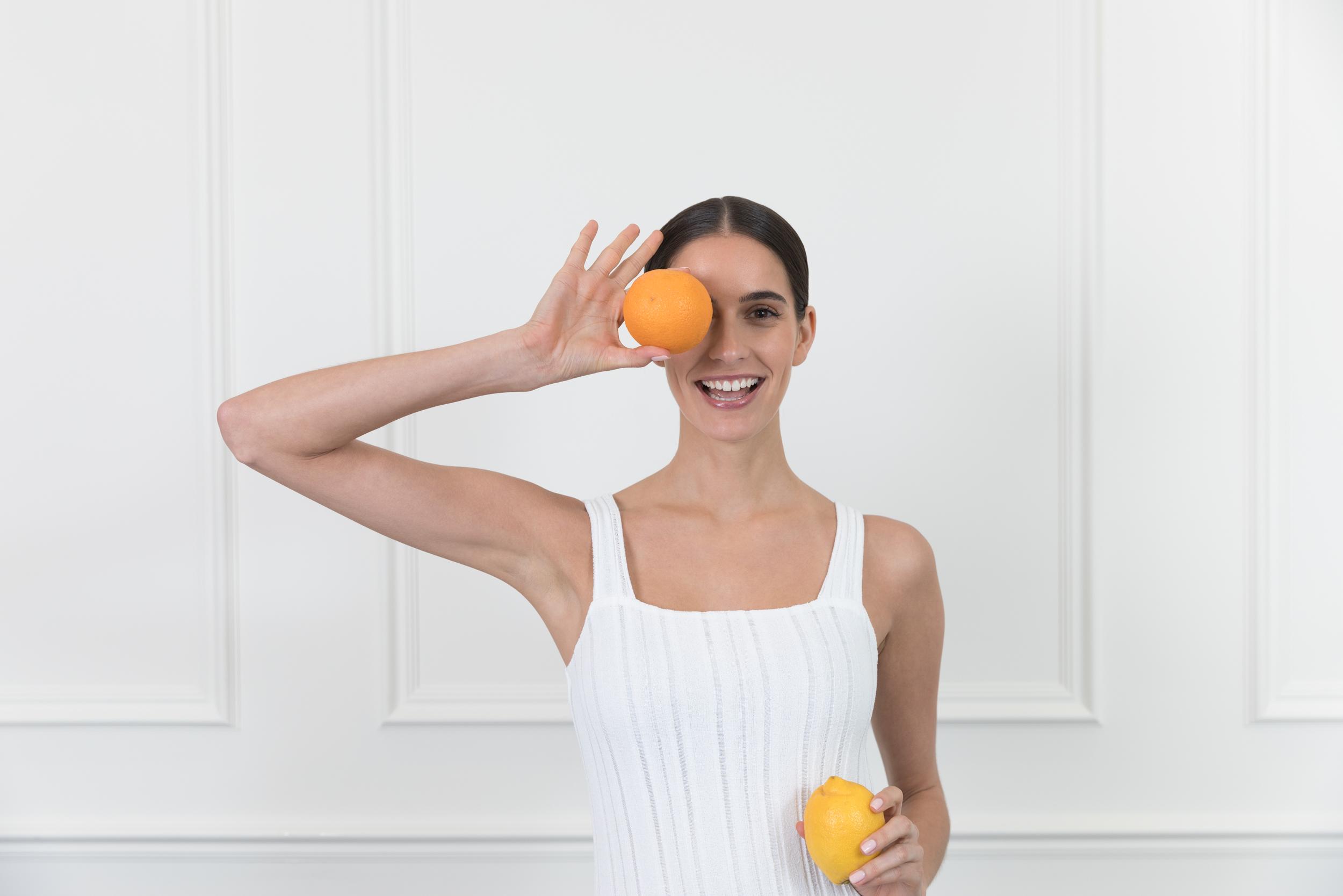 peeling acides de fruits